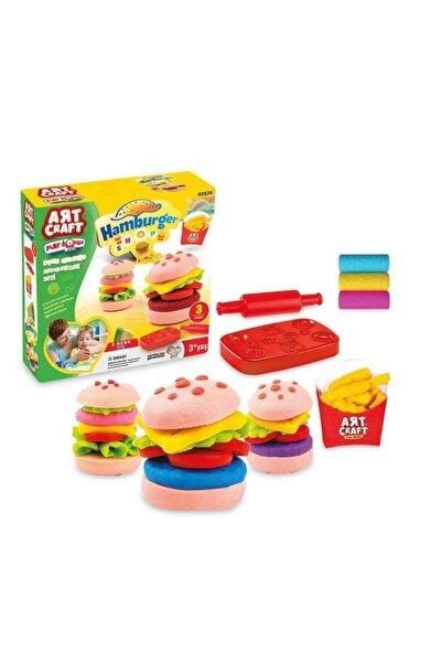 Hamburger Set Oyun Hamuru 150 Gram