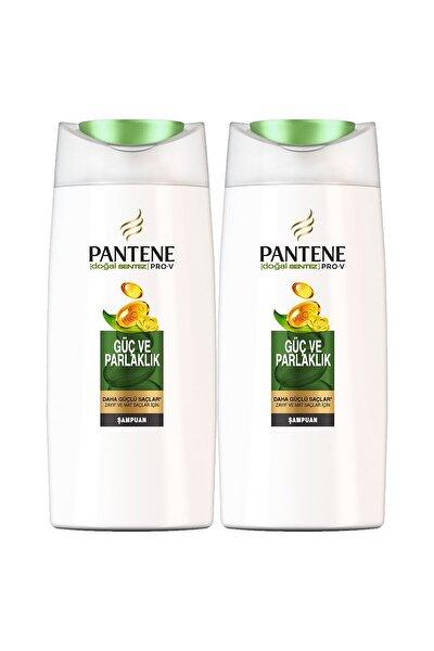 Doğal Sentez Güç ve Parlaklık Şampuan 2x700 ml