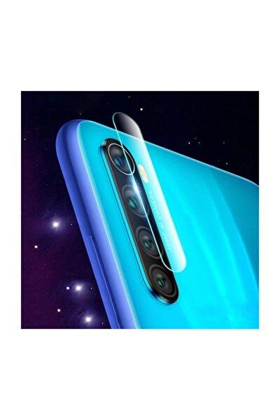 Xiaomi Redmi Note 8 Tempered Kırılmaz Kamera Koruyucu Cam Şeffaf