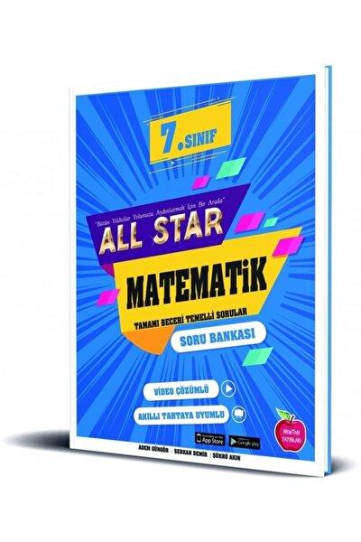 Newton 7. Sınıf Matematik All Star Soru Bankası Yeni 2021