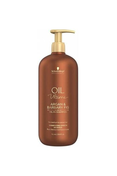 Schwarzkopf Oil Ultime Argan & Barbary Fig Şampuan 1000ml