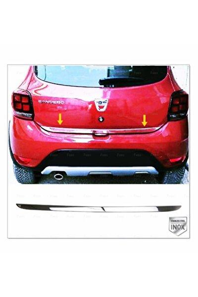 Dacia Sandero Stepway Krom Bagaj Alt Çıtası 2012-2020 P. Çelik