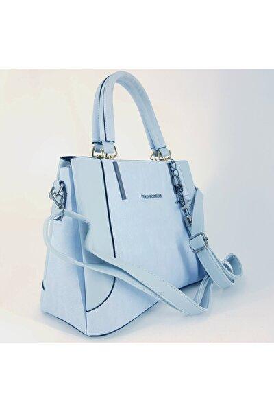 Kadın Mavi Omuz Çantası