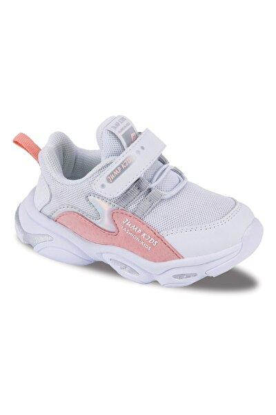Çocuk Spor Ayakkabı 25833 B Whıte/pınk