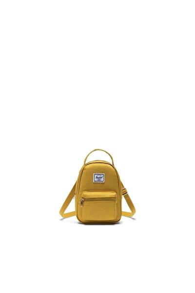 Unisex Sarı Sırt Çantası