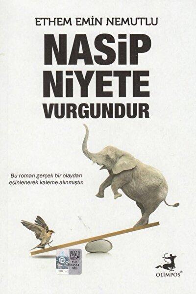 Nasip Niyete Vurgundur - Özel Boy