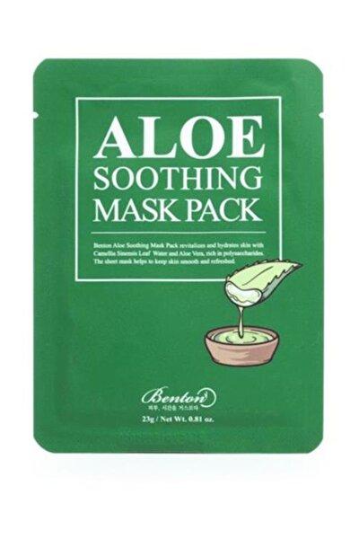 Aloe Soothing Mask Pack - Aloe Yatıştırıcı Kağıt Maske