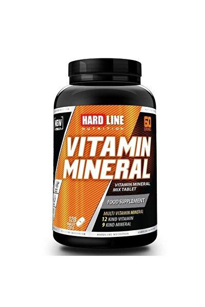 Vitamin Mineral 120 Tablets