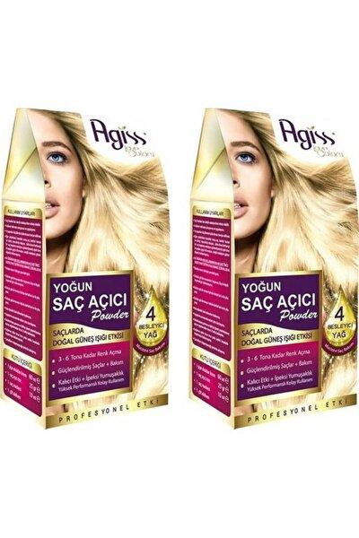 2 Paket Yoğun Saç Açıcı Powder Besleyici Etkili + Bakım Onarım