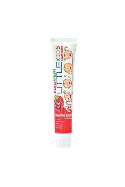 Eurofresh Çocuk Diş Macunu Çilek Aromalı 50 Gr.
