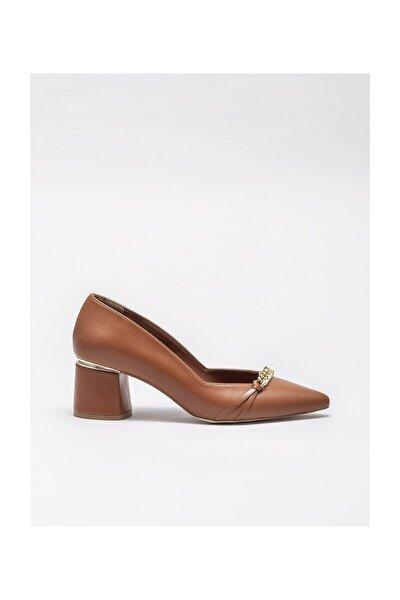 Kadın Klasik Topuklu Ayakkabı 20KBUK5022-407