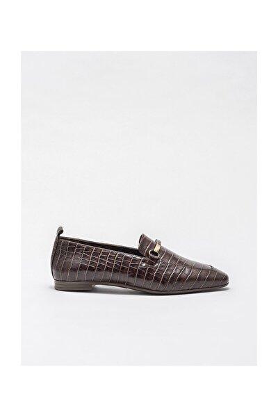 Crossan Kadın Loafer Ayakkabı 20KCYY35-19-105