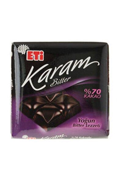 Bitter %70 Kare Çikolata 60 gr