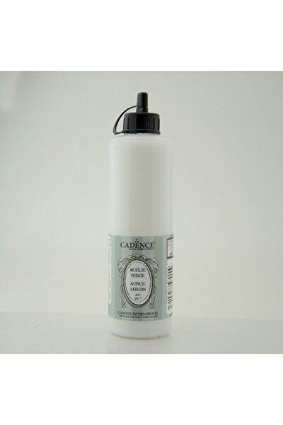 Su Bazlı Mat Vernik 500 ml