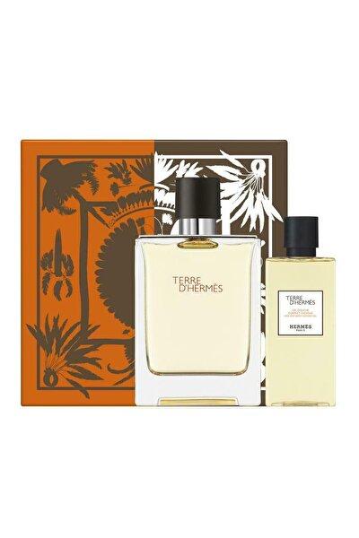 Terre D' Edt 100 ml Erkek Parfüm + Shower Gel 80 ml 3346131433179