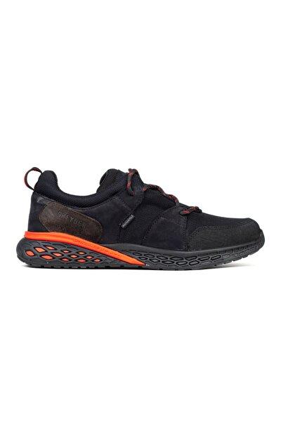 Erkek Sıyah Kırmızı Outdoor Ayakkabı 0K1GA00741