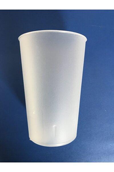 Polikarbon Bardak Kumlu 240 ml 6 lı Bardak