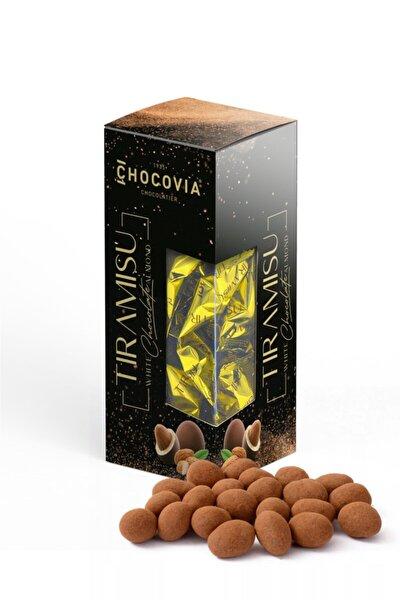 Tiramisu Kakao Kaplı Badem Draje 200 Gr