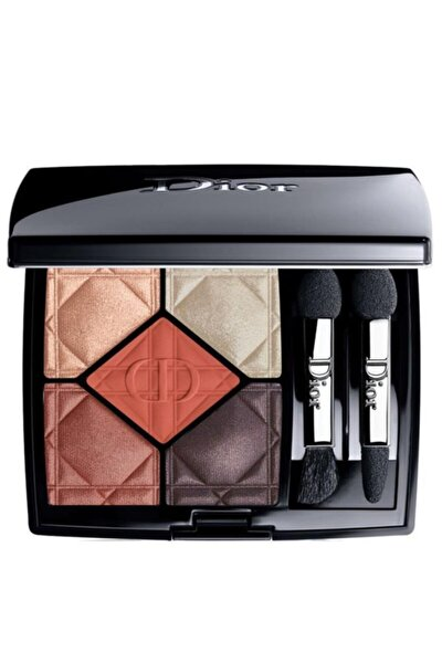 5 Couleurs Eyeshadow Palette 767 Inflame Far Paleti