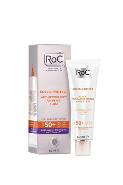 Soleil Protect Kahverengi Lekelere Karşı Spf50 - 50ml