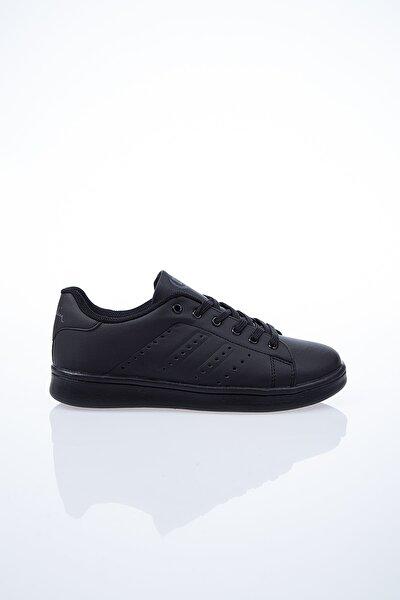 Kadın Siyah Günlük Spor Ayakkabı Pcs-10144