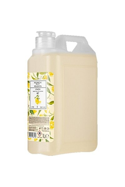 Limon Kolonyası 1 Litre 80 Derece