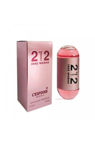 Lespoire 212 Sexy Woman Edt 100 ml Kadın Parfümü/4876567654