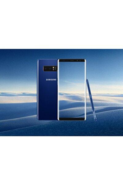 Samsung Galaxy Note 8 Için Ekranı Komple Kaplayan Kırılmaz Cam 5d 9d Ekran Koruyucu