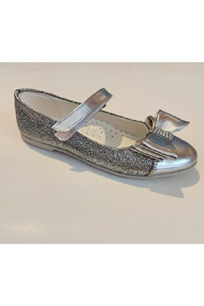 Gümüş Babet Ayakkabı