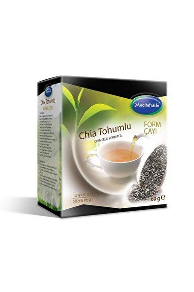 Chia Tohumlu Form Çayı Süzen Poşet 40'lı