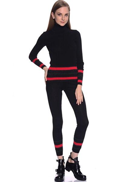 Kadın Kırmızı Tayt 501961621