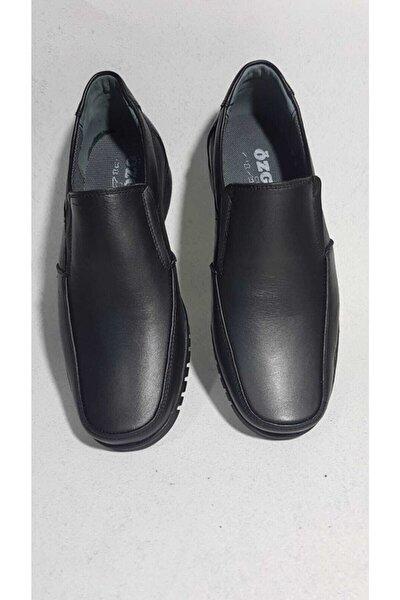 Erkek Siyah Kışlık Günlük Komfort Ayakkabı