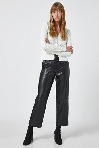 Kadın Siyah Jeans 1KAK46847IW
