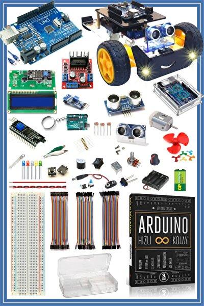 Başlangıç Seti Uno R3 ( Ch340 ) Süper Ideal Set --