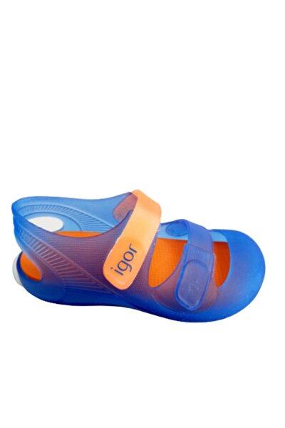 Mavi Çocuk Sandalet