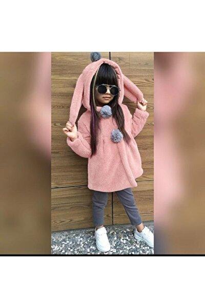 Kız Çocuk Peluş Ceket