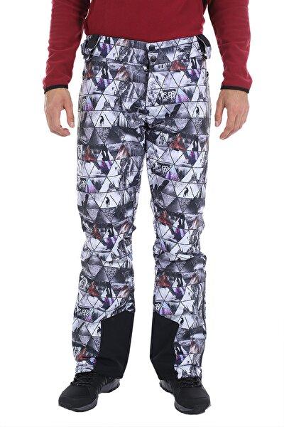 Erkek Beyaz Kar Ve Kayak Pantolonu 2013031 10w342013031