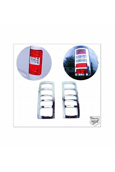 Ford Connect Krom Stop Çerçeve 2 Prç. 2002-2009 P. Çelik