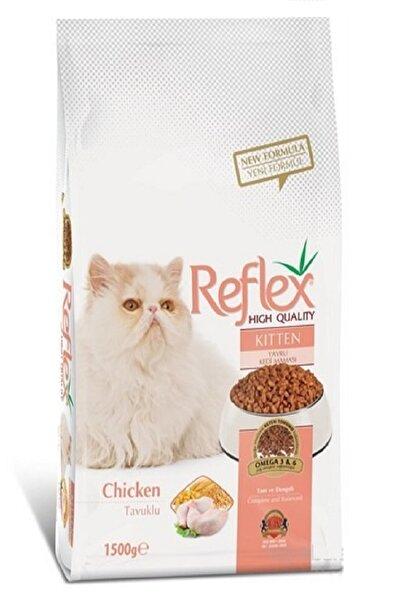 Kitten Tavuklu Yavru Kedi Maması 1,5 Kg