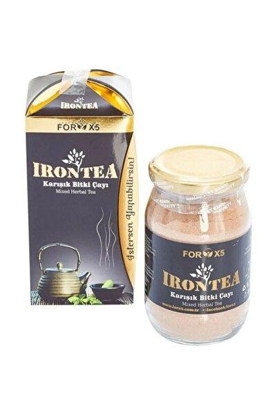 For X5 Iron Tea Karışık Bitki Çayı 250 ml