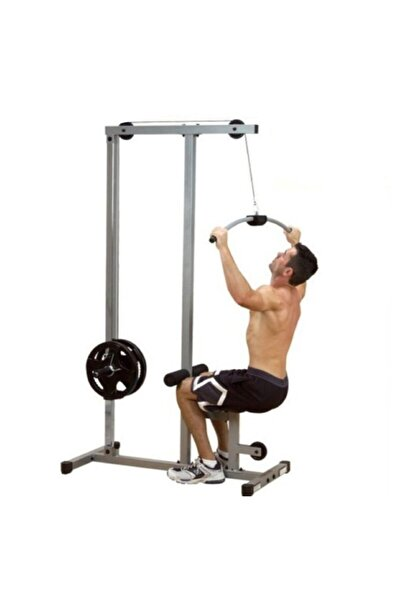 Row Biceps Lat Machine