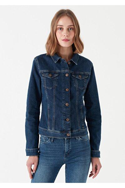 Kadın Daisy Indigo Jean Ceket