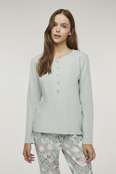 Magnolia Blue Tişört
