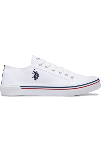 Kadın Beyaz Penelope Günlük Yürüyüş Spor Ayakkabı