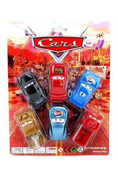 Oyuncak Cars 6 Lı Araçlar Şimşek Mcquin-mater Oyuncak Araba Erkek Çocuk Mcquin Araba Oyuncakları