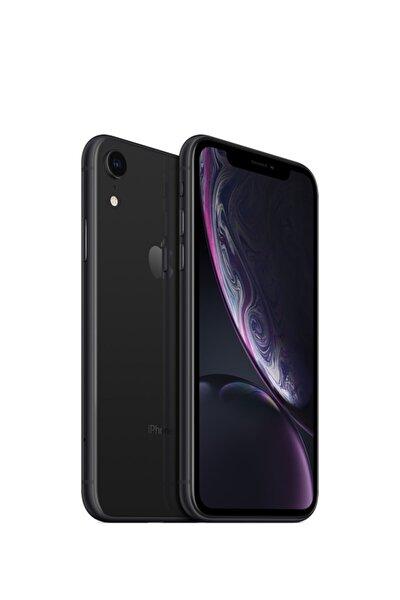 iPhone XR 64GB Siyah Cep Telefonu (Apple Türkiye Garantili) Aksesuarsız Kutu