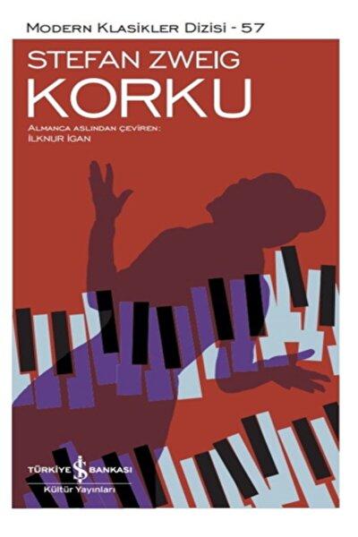 Korku -stefan Zweig -modern Klasikler Dizisi57