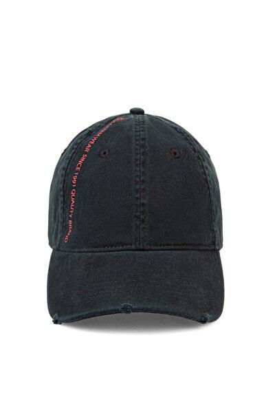 Erkek Siyah Şapka