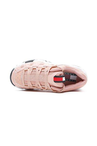 Kadın Pembe Heritage Chunky Spor Ayakkabı