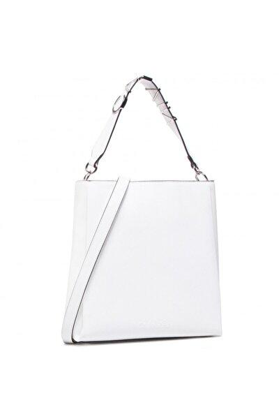 Kadın Beyaz Çanta K60k607420-0k8